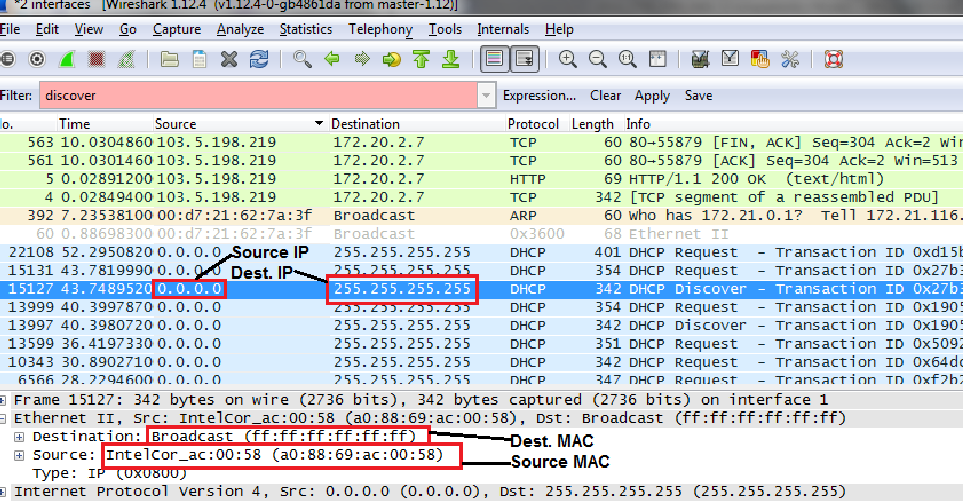 Dora Process Of Dhcp Unicast Or Broadcast An It Diary Of Windows Sccm Powershell