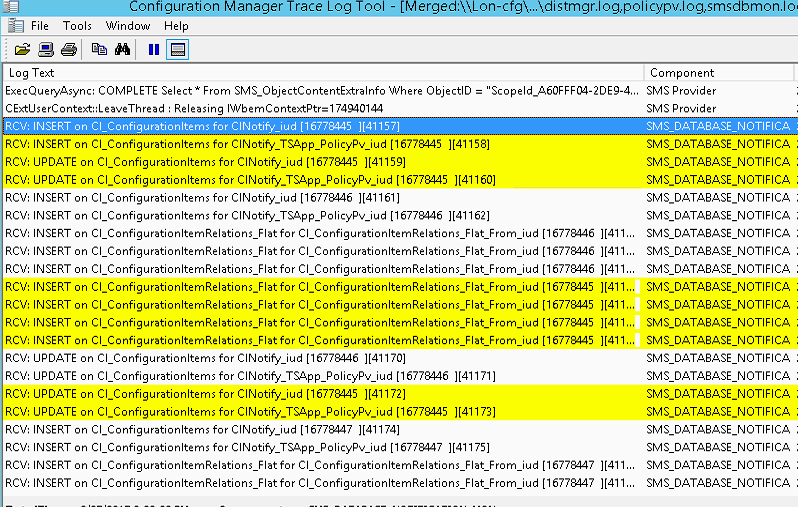 Troubleshooting Application Deployment in SCCM 2012 – Part I