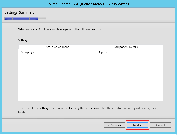 Step by Step Upgrade SCCM 2012 R2 to SCCM 1702 – AN IT DIARY
